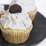 Overload: Cookies & Cream Cupcakes