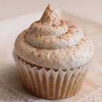 Holiday treat #2: Snickerdoodle Cupcakes