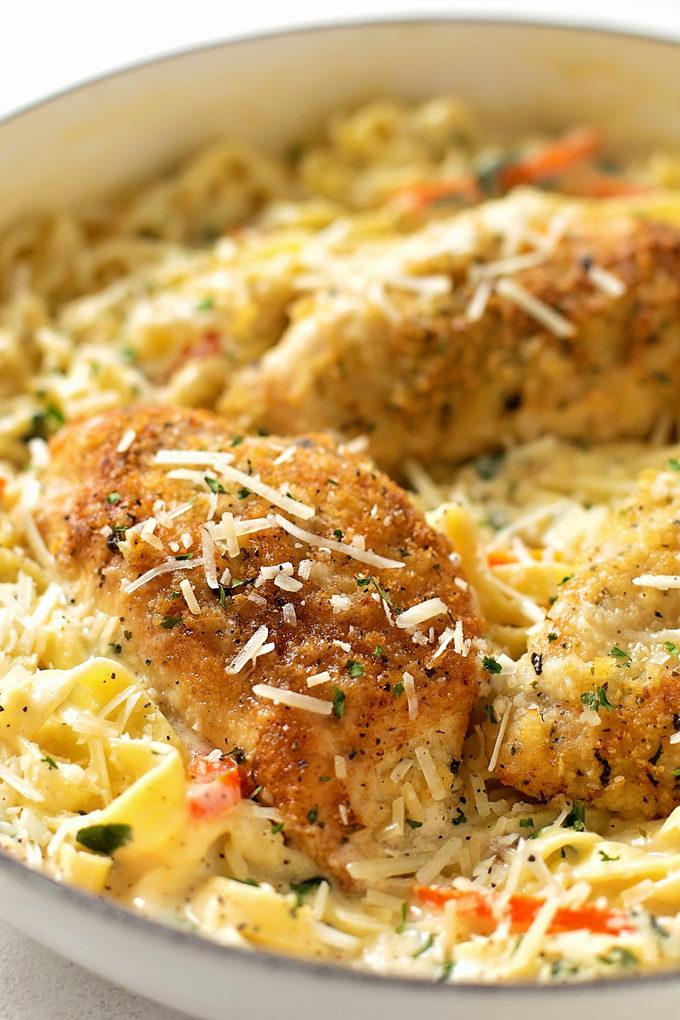copycat olive garden tuscan garlic chicken lifemadesimplebakescom - Olive Garden Provo