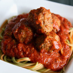 Italian Meatballs- seriously good stuff