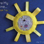You Are My Sunshine- I Spy/Taggie Toy