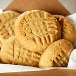 Criss Cross Peanut Butter Cookies