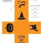 Halloween Goodie Box