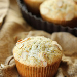 Almond Poppy Seed Muffins