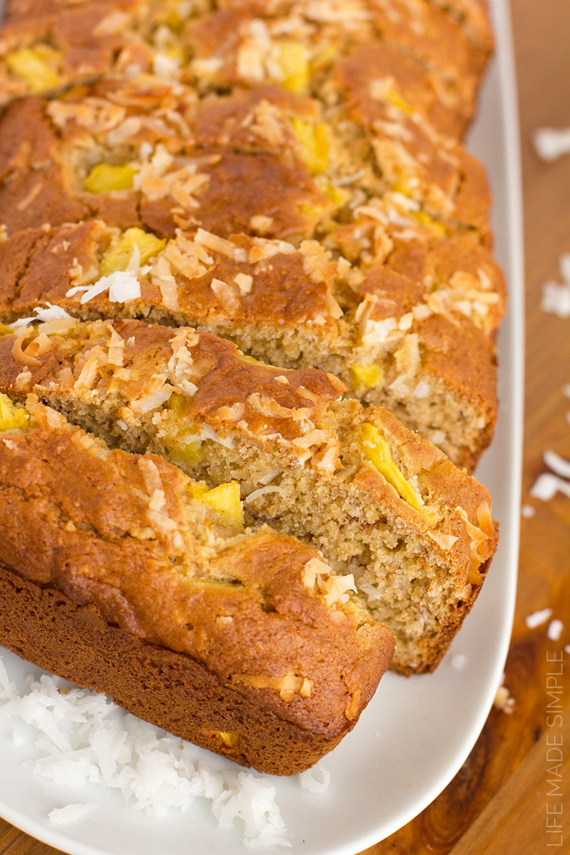 Tropical Banana Bread 2