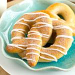 Soft Baked Cinnamon Roll Pretzels