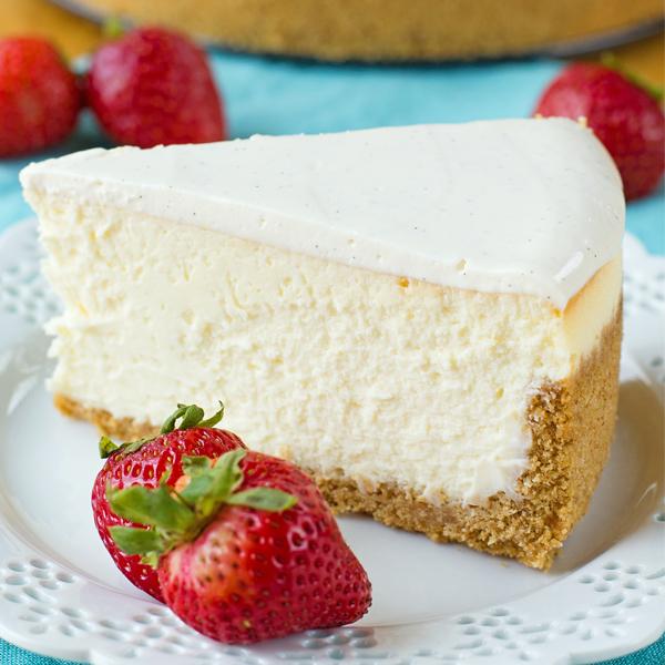 Recipes For Ny Cheesecake: Perfect New York Cheesecake