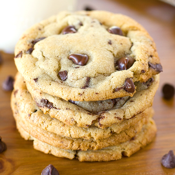 The Best Bakery Style Chocolate Chip Cookies Life Made