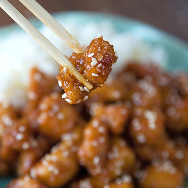 Better Than Takeout Sesame Chicken - Life Made Simple
