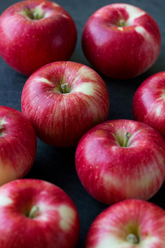 Individual Apple Crisp Skillet