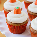 Perfect Pumpkin Cupcakes