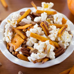 Fall Snack Mix #Fall4NatureBox