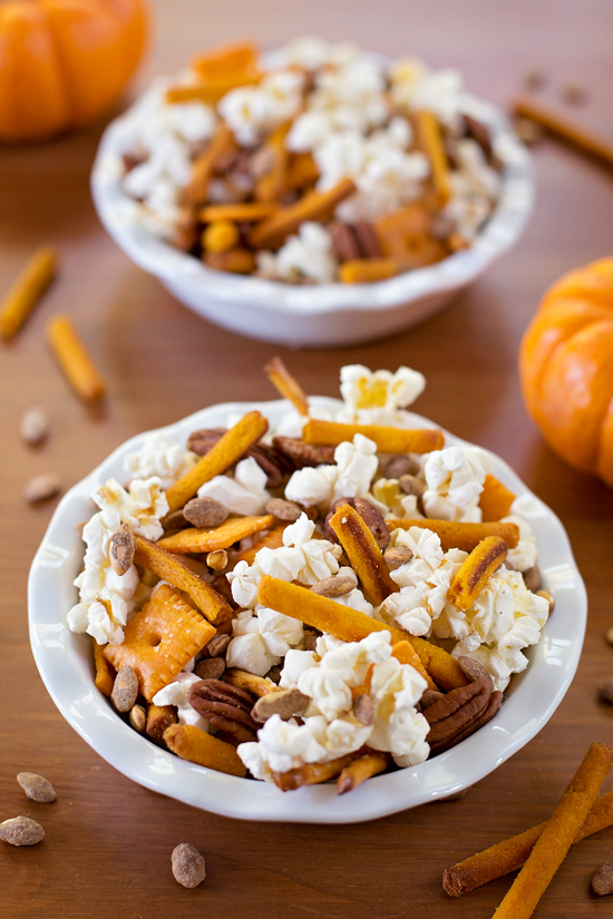 Nature Box Fall Snack Mix