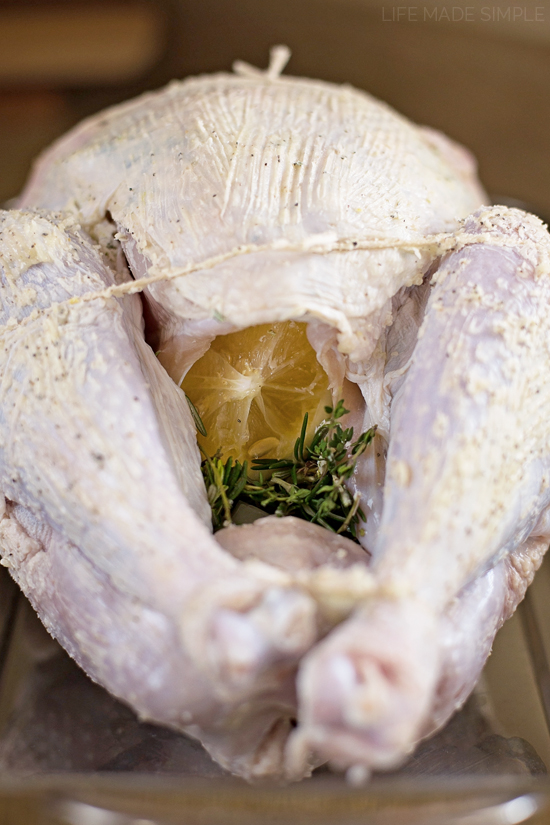 Oven Roasted Turkey #OXOTurkeyDay