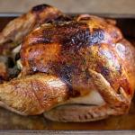 Oven Roasted Turkey #OXOTurkeyDay