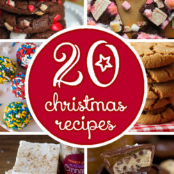 20 Christmas Cookie, Candy & Bar Recipes