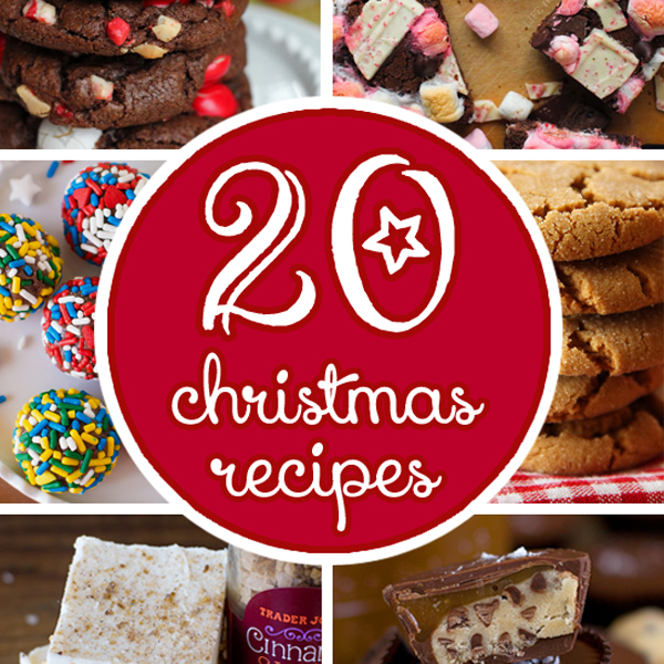20 Christmas Cookie Candy Bar Recipes Life Made Simple