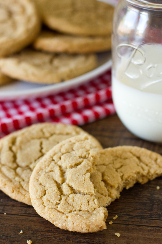 Perfect Peanut Butter Cookies