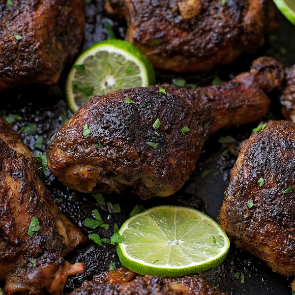 Easy Oven Baked Jerk Chicken Life Made Simple