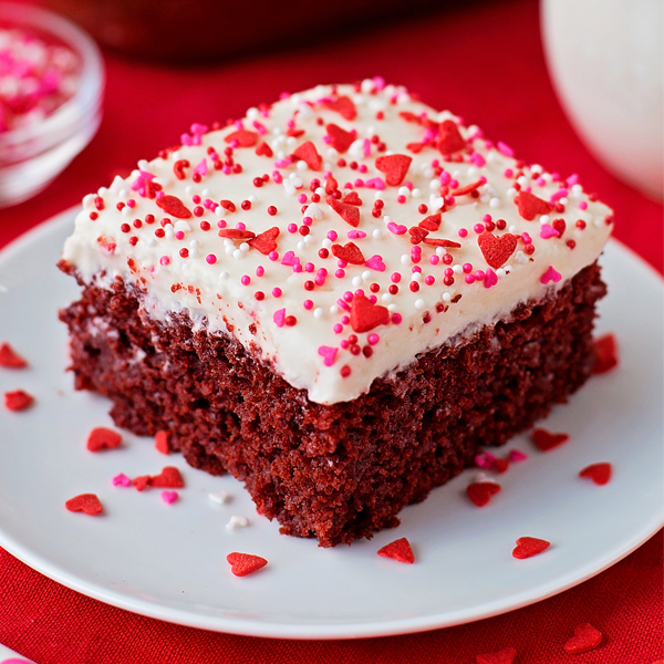 Red Velvet Poke Cake From Scratch Life Made Simple