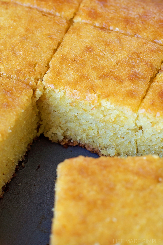 Old Fashioned Southern Cornbread 94