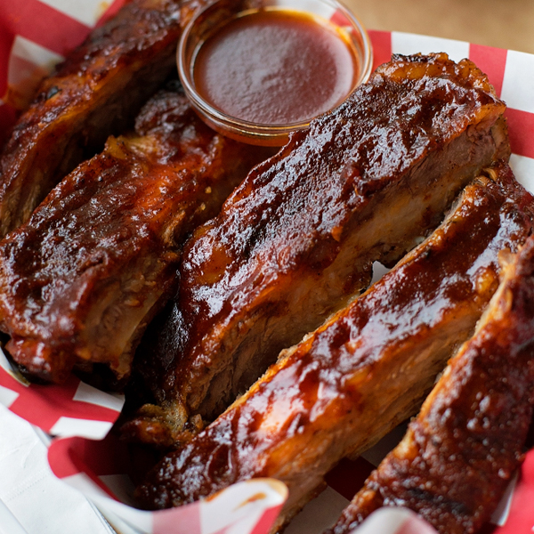 Easy Oven Baked Bbq Ribs Life Made Simple
