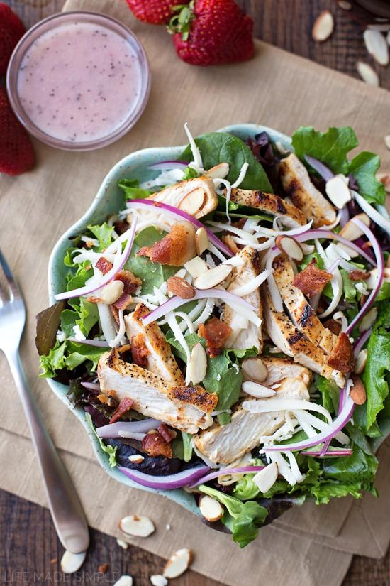 Chicken Ala Mondo Salad