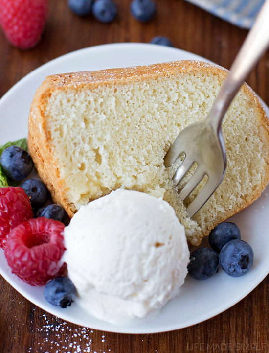 Sour cream pound cake recipes scratch bundt pan