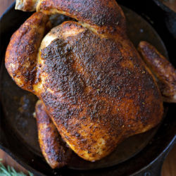 Oven Roasted Rotisserie Chicken