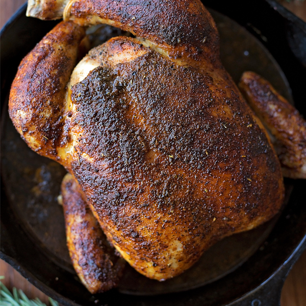 Oven Roasted Rotisserie Chicken Life Made Simple