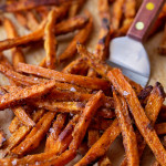 Perfect Baked Sweet Potato Fries