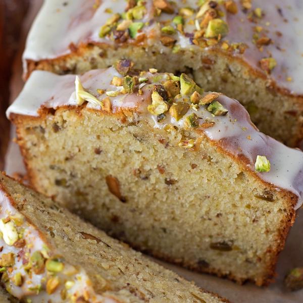 Pistachio Pound Cake - Life Made Simple