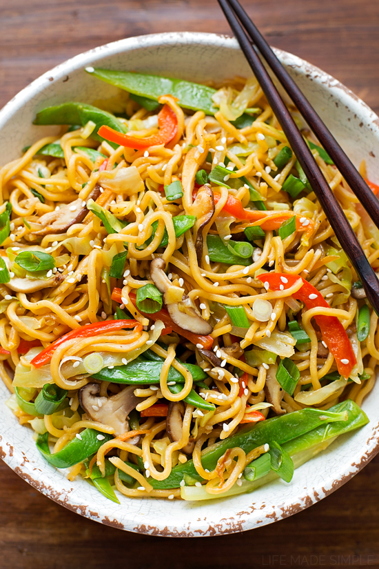 Vegetable ramen stir fry life made simple vegetable ramen stir fry lifemadesimplebakes forumfinder