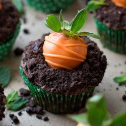 Carrot Patch Cupcakes | lifemadesimplebakes.com