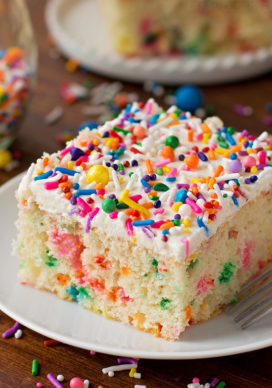 How To Make Pillsbury Funfetti Cake