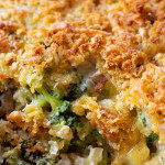 Lightened Up Broccoli Casserole