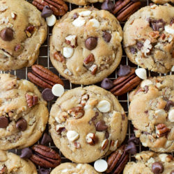 Brown Butter Pecan Chippers | lifemadesimplebakes.com