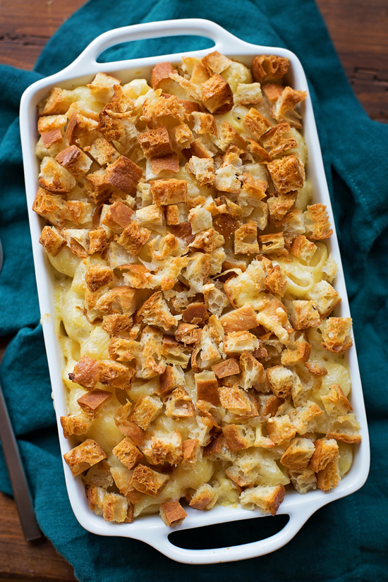 Outrageous Macaroni and Cheese | lifemadesimplebakes.com