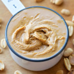 Homemade Honey Roasted Peanut Butter