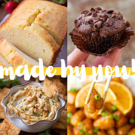 Made By You #1 | lifemadesimplebakes.com