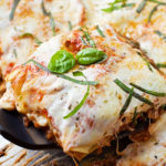 45 Minute Skillet Lasagna