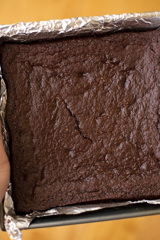 Healthier Chocolate Snack Cake | lifemadesimplebakes.com