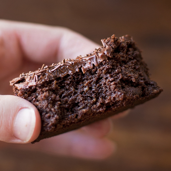 Healthier Chocolate Snack Cake - Life Made Simple