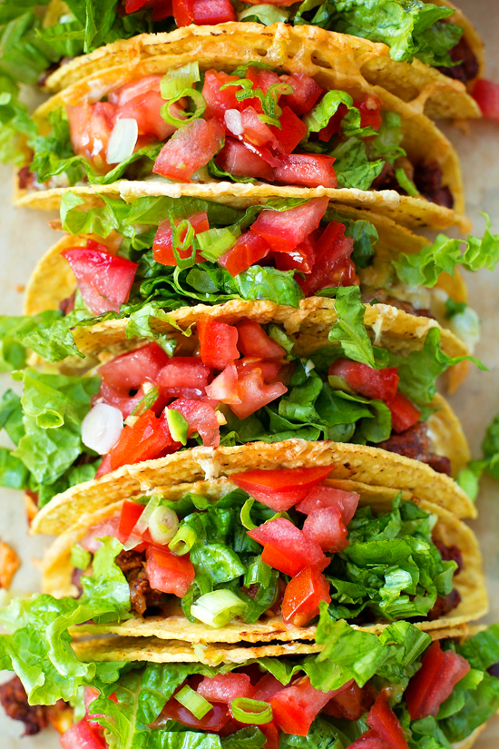 Turkey Black Bean Tacos