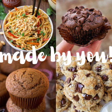 Made By You | lifemadesimplebakes.com