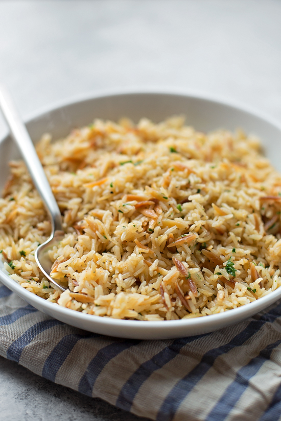 Perfect Rice Pilaf Life Made Simple