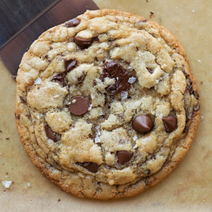 Xl Browned Butter Chocolate Chip Cookies Life Made Simple