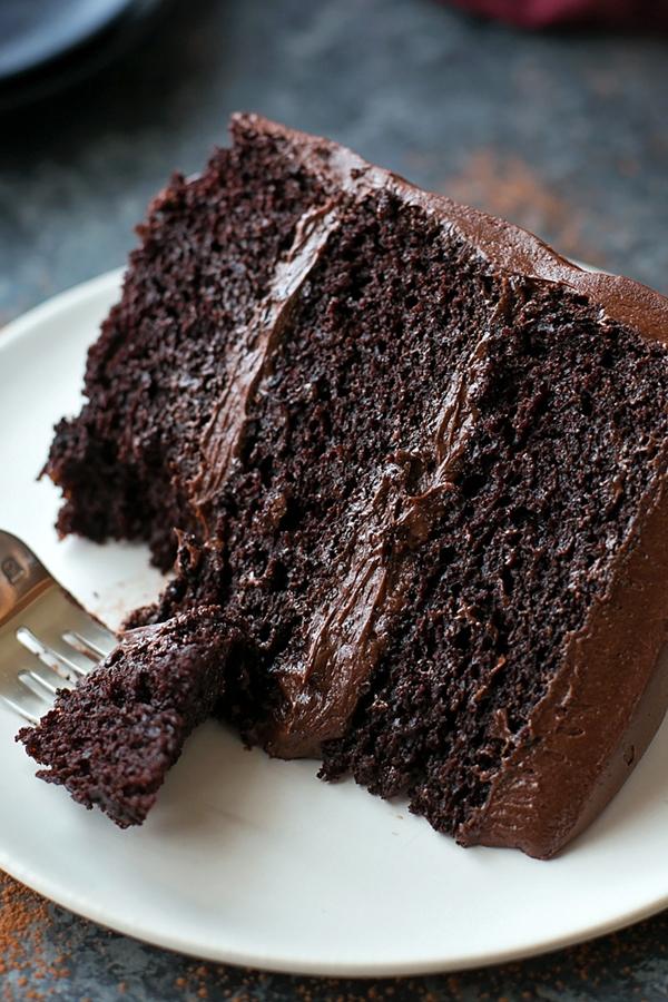 Chocolate Blackout Cake   lifemadesimplebakes.com
