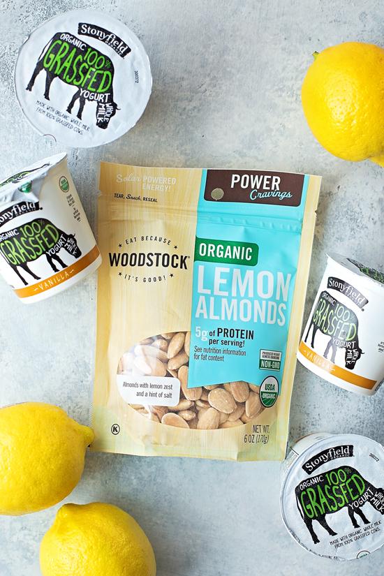 Lemon Almond Poppy Seed Scones   lifemadesimplebakes.com
