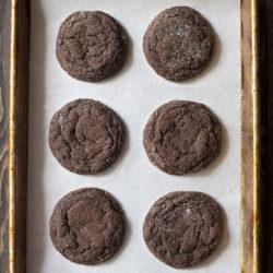 Chocolate Sugar Cookies   lifemadesimplebakes.com